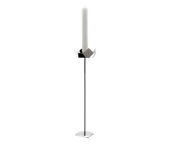 Poligono candle holder 400 by Forhouse | Candlesticks / Candleholder