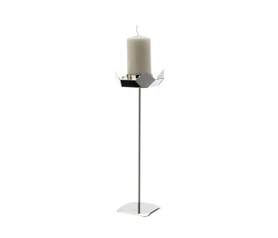 Poligono candle holder 350 by Forhouse | Candlesticks / Candleholder