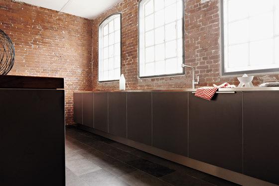 Loft Hamburg by eggersmann | Island kitchens