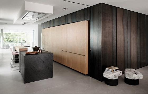 Penthaus Bonn von eggersmann | Kücheninseln