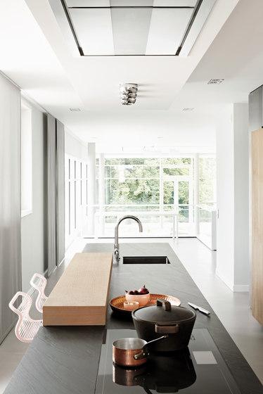 Penthouse Bonn by eggersmann | Island kitchens