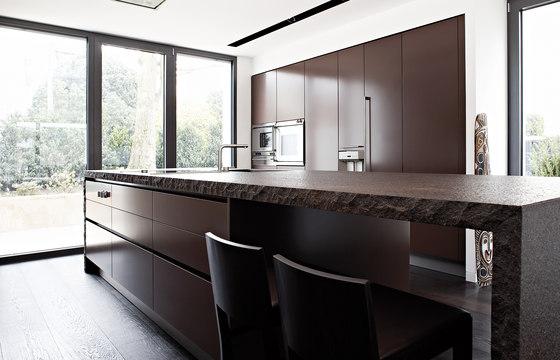 Villa Wiesbaden by eggersmann | Island kitchens