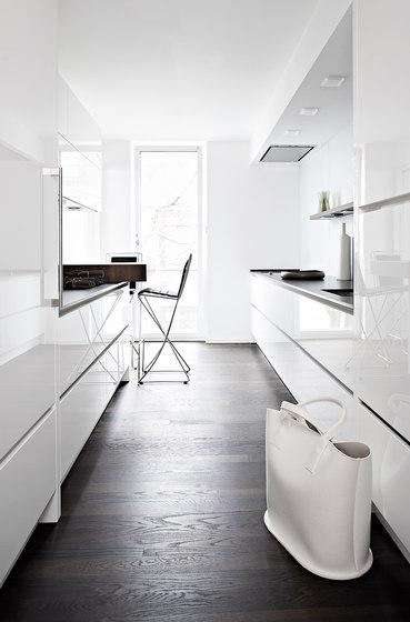 Wohnung Hamburg by eggersmann | Bespoke kitchens