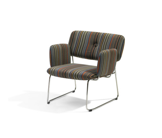 Dundra Chair S71A Upholstered Armchair von Blå Station | Loungesessel
