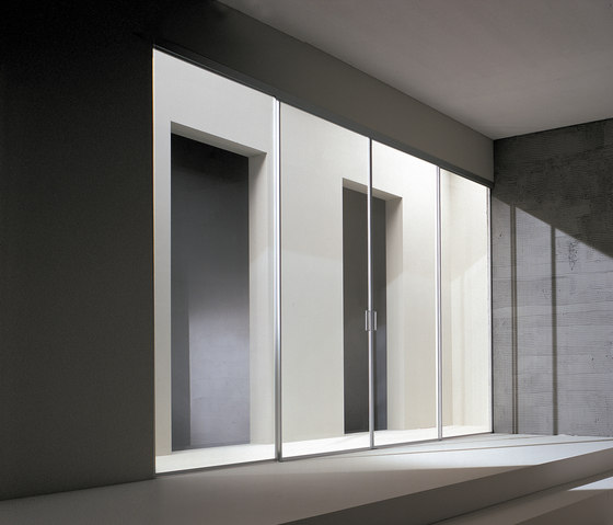 Alien | Partitions and Sliding Screens de Aico Design | Puertas de interior