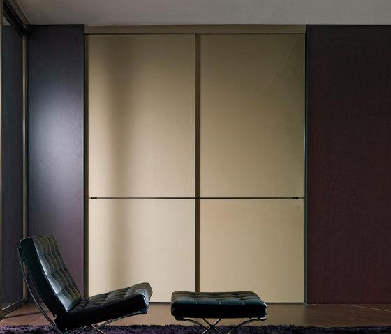 Allure | Partitions and Sliding Screens de Aico Design | Puertas de interior