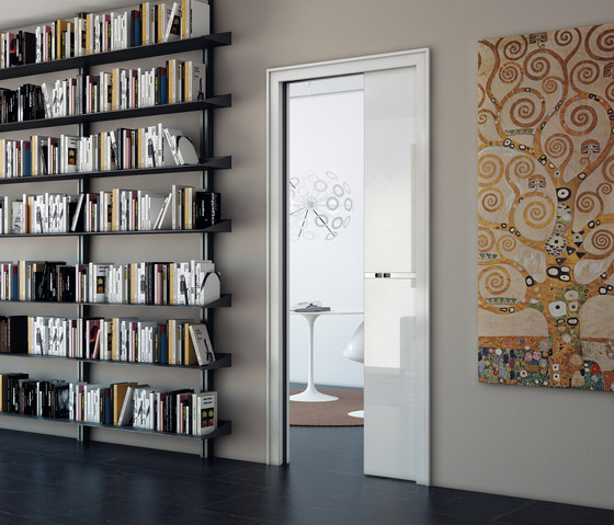 Allure | Slide-in-Wall Doors de Aico Design | Puertas de interior