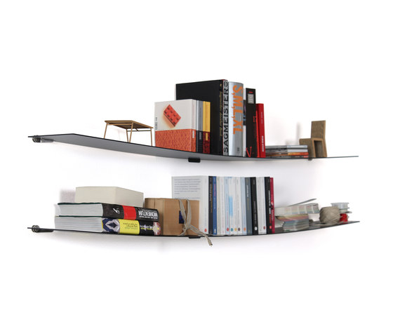 Watn Blech by Moormann | Bath shelving