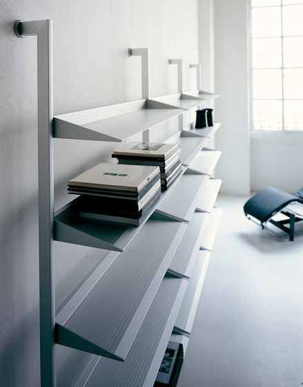 Epomeo | Book-Shelves de Aico Design | Sistemas de estantería