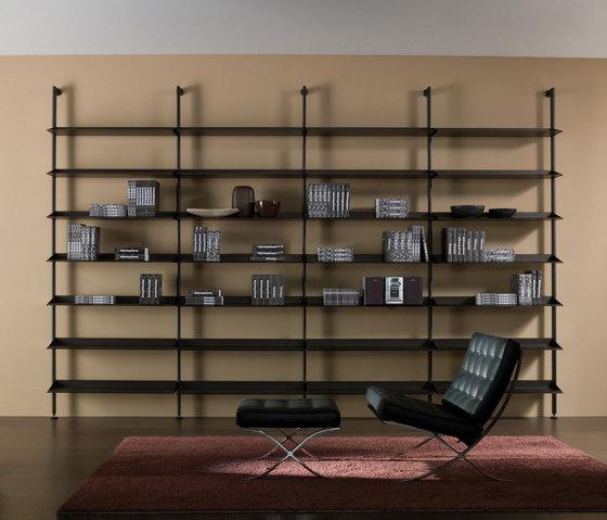 Epomeo | Book-Shelves von Aico Design | Büroregalsysteme