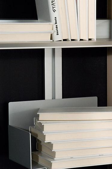 Epomeo | Librerie di Aico Design | Sistemi scaffale ufficio