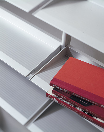 Epomeo | Book-Shelves by Aico Design | Office shelving systems