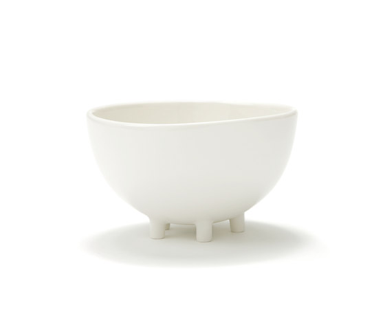 Haphazard Harmony Large Bowl by DHPH | Dinnerware