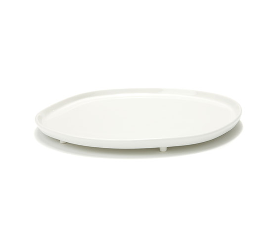 Haphazard Harmony Medium Plate by DHPH | Dinnerware