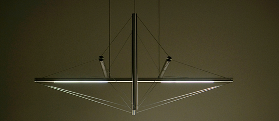Take 5 Suspended lamp di Archxx | Illuminazione generale