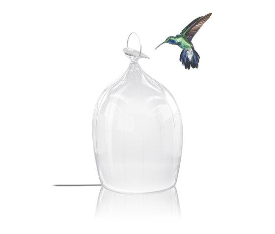 SmoonCage Glass de BEAU&BIEN | Luminaires de table
