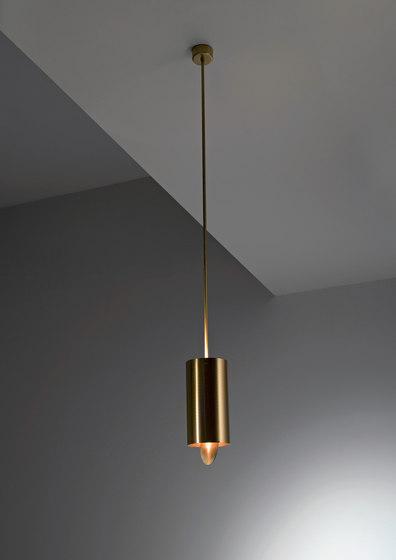 Tubo Sospensione de Laurameroni | Lámparas de suspensión