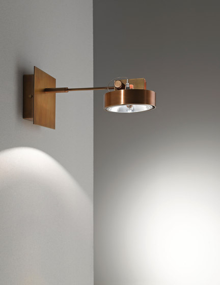 Elements | Work Light MA 01 by Laurameroni | Spotlights