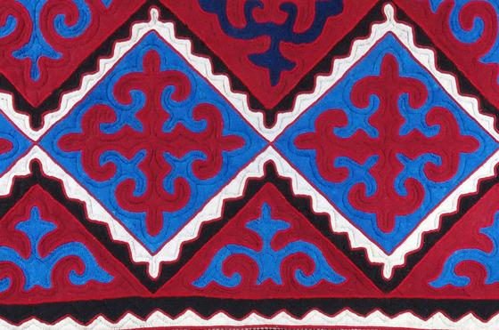 Rotlösch by feelfelt | Rugs / Designer rugs
