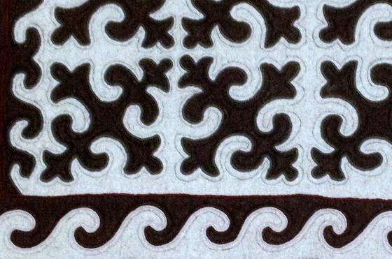 Sampöl by feelfelt | Rugs / Designer rugs