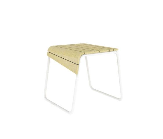 Uni Poli Stool small by Deesawat | Garden stools