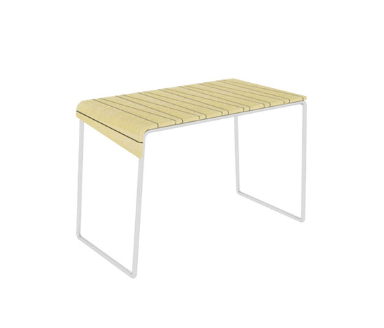 Uni Poli Table de Deesawat | Tables à manger de jardin