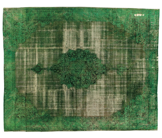 Decolorized green by GOLRAN 1898 | Rugs / Designer rugs