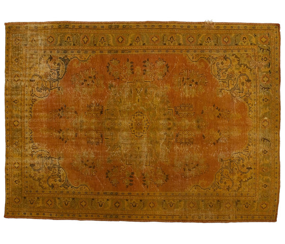 Decolorized Mohair yellow by GOLRAN 1898 | Rugs / Designer rugs