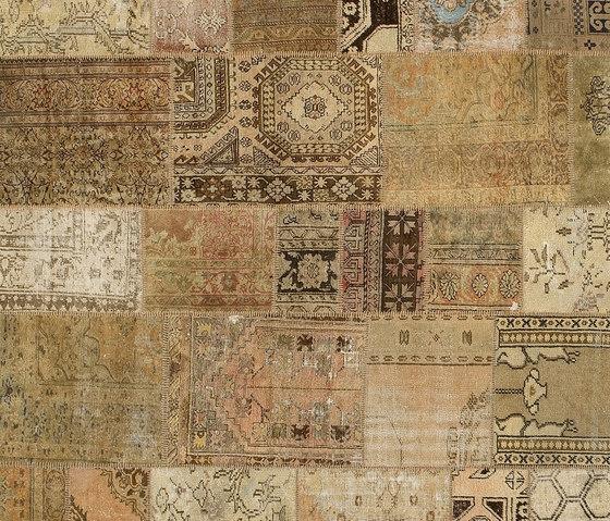 Patchwork beige by GOLRAN 1898 | Rugs / Designer rugs