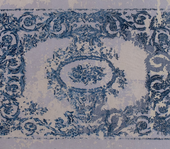 Memories Grand Palais lapis by GOLRAN 1898   Rugs / Designer rugs