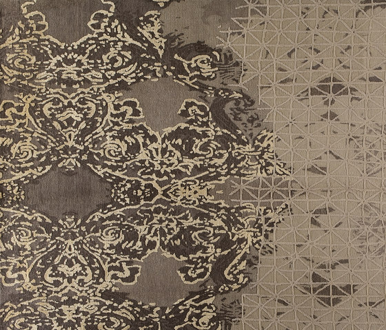 Memories Jardin d'hiver quartz by GOLRAN 1898 | Rugs / Designer rugs