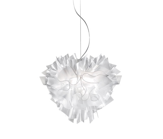 Veli Prisma suspension large by Slamp | General lighting