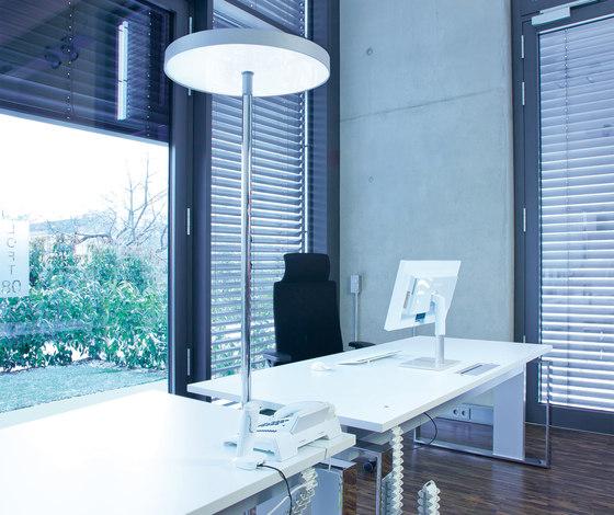 Basic S4 di Lightnet | Lampade postazione di lavoro