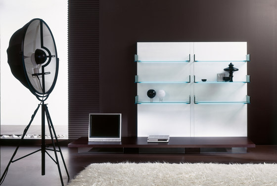 Lighterie by Tonelli | Shelving