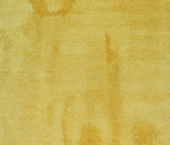 Squaredance - Yellow Submarine by REUBER HENNING | Rugs / Designer rugs