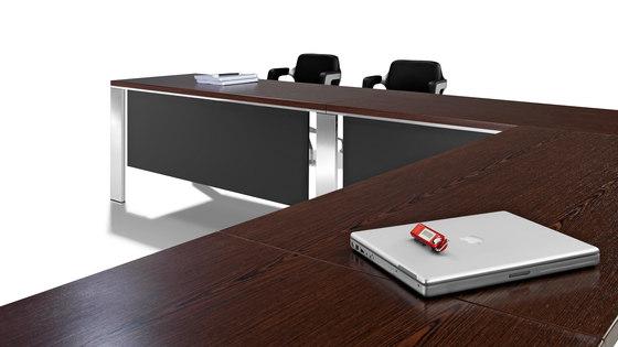 Winea Conference by WINI Büromöbel | Individual desks