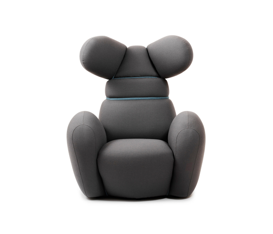 Bunny by Normann Copenhagen | Lounge chairs