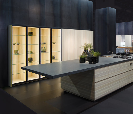 Core Ash Natural by eggersmann | Island kitchens