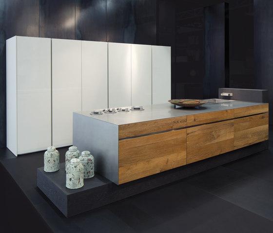 embossed oak de eggersmann produit. Black Bedroom Furniture Sets. Home Design Ideas