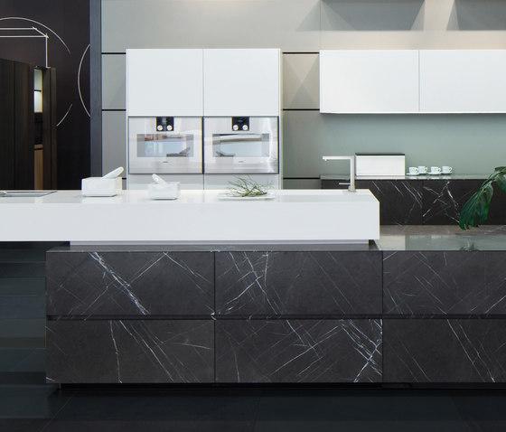 Limestone by eggersmann | Bespoke kitchens