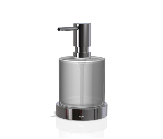 Soap dispenser freestanding by HEWI | Soap dispensers