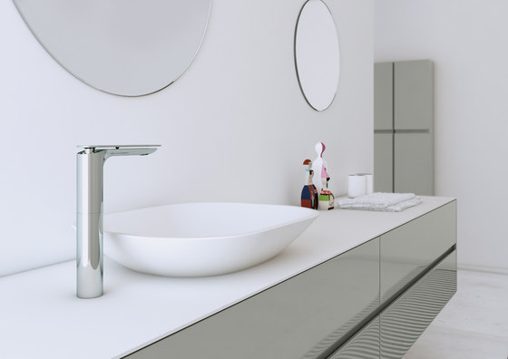 Strato Bathroom Furniture Set 21 de Inbani | Meubles sous-lavabo