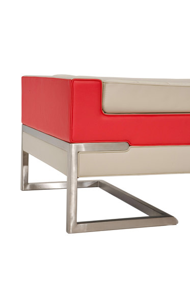 Tiffany by Amura   Upholstered benches