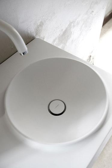 Vase Cristalplant® Washbasin di Inbani | Mobili lavabo