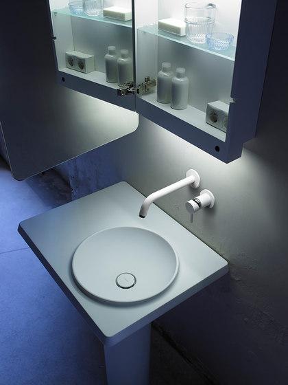 Vase Cristalplant® Washbasin by Inbani | Vanity units