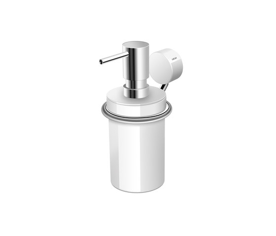 Soap dispenser with holder by HEWI | Soap dispensers