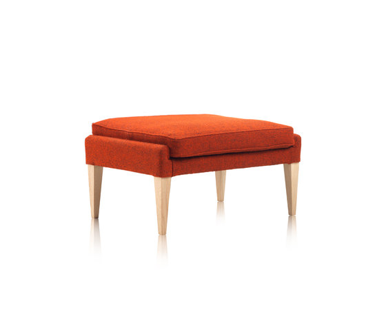 V11 Footstool by Stouby | Lounge chairs with footstools