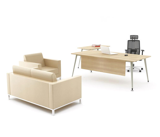 Lunar Desk by Nurus | Individual desks