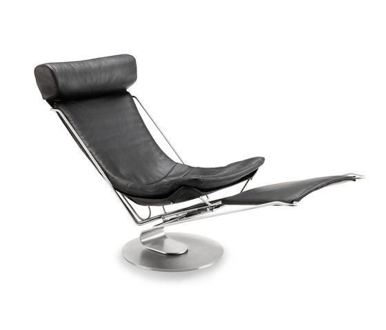 Interdane Flexible Armchair leather de Stouby | Sillones