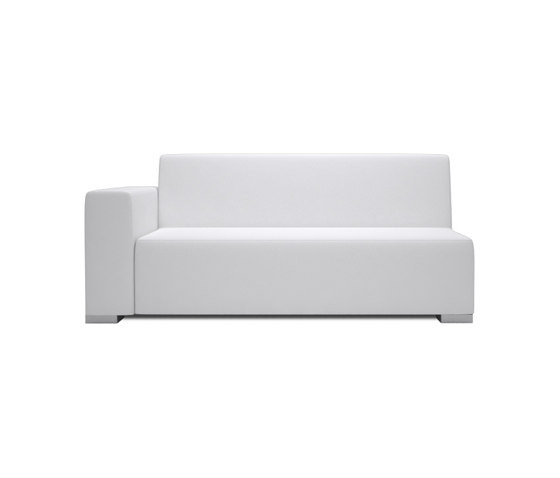 Block 80 2 Seater 1 arm de Design2Chill   Canapés